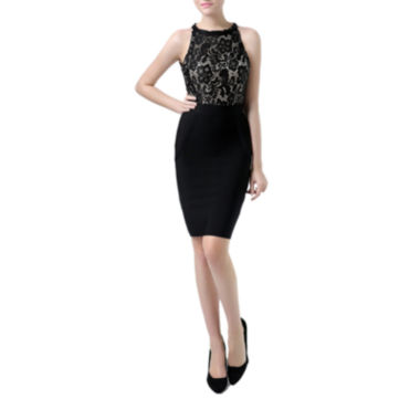 Phistic Tatiana Sleeveless Bodycon Dress