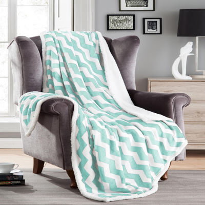 DUCK RIVER 50X60 Fofo Kensie Sherpa Throw
