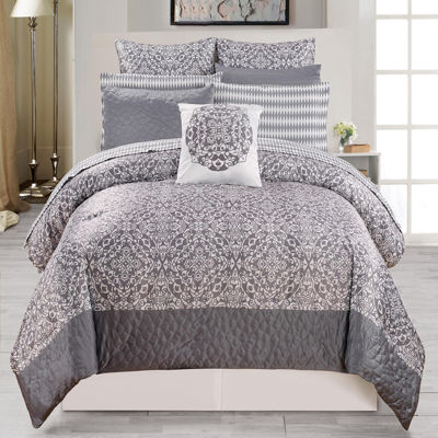 DUCK RIVER 10-pc. Ashlea Comforter Set