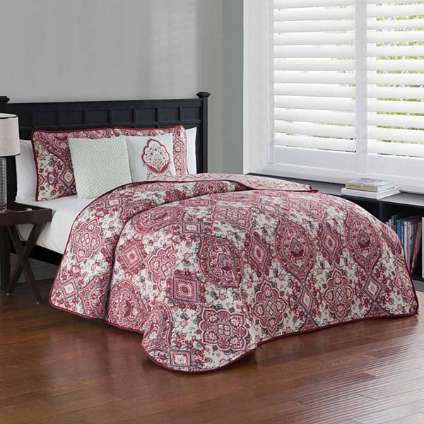 Avondale Manor Nina 5-pc. Midweight Reversible Quilt Set