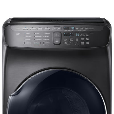 Samsung ENERGY STAR® 7.5 cu. ft. Smart Wi-Fi Enabled Capacity FlexDry™ Electric Dryer