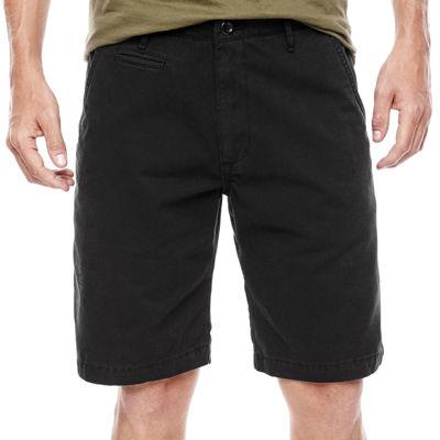 "Arizona Flat-Front Shorts - 10 1/4"""