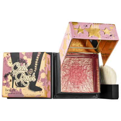 Benefit Cosmetics Gold Rush Blush