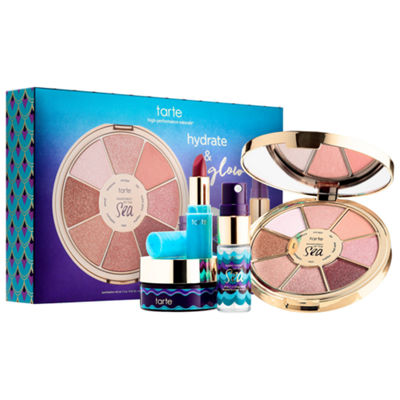 tarte Hydrate & Glow Beauty Getaway Set - Rainforest of the Sea™ Collection