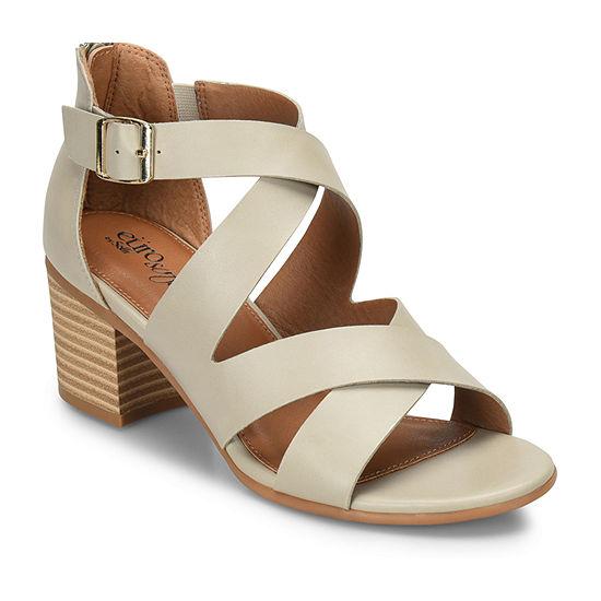 Eurosoft Womens Aleah Heeled Sandals