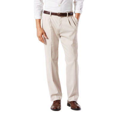 Dockers® Big & Tall Classic Fit Easy Khaki Pants - Pleated D3