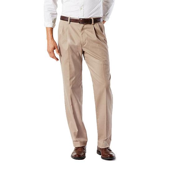 Dockers® Big & Tall Classic Fit Easy Khaki Pleated Pants