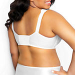 Exquisite Form Wireless Unlined Full Coverage Bra-5100530
