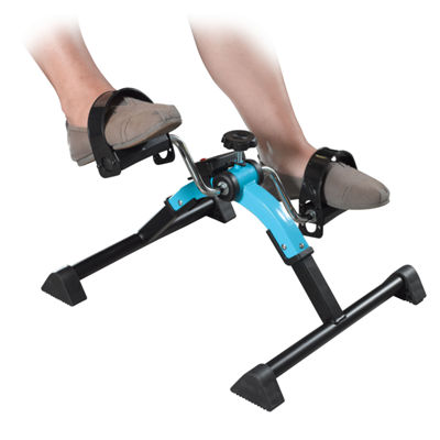 Folding Exercise Peddler with Digital Display