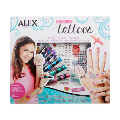 ALEX Toys ALEX Spa - Totally Tattoos