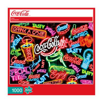 Buffalo Games Coca Cola - Coca-Cola Neon: 1000 Pcs