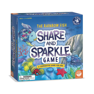 MindWare The Rainbow Fish - Share and Sparkle Game