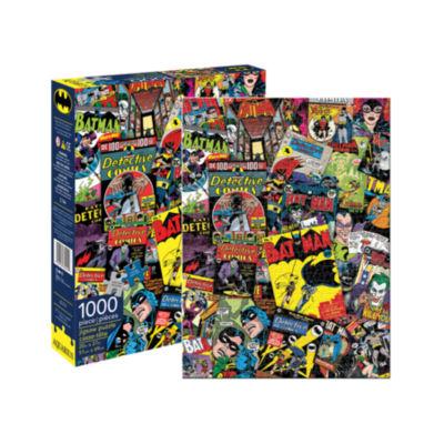 Aquarius DC Comics - Batman Collage Jigsaw Puzzle:1000 Pcs