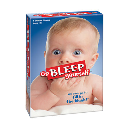 PlayMonster Go BLEEP Yourself, One Size , Multiple Colors