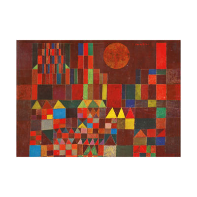 Piatnik Paul Klee - Castle and Sun: 1000 Pcs