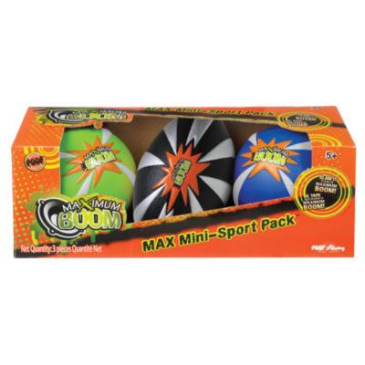 POOF-Slinky Max Boom Mini Sport Pack