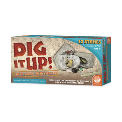 MindWare Dig It Up! - Minerals and Fossils