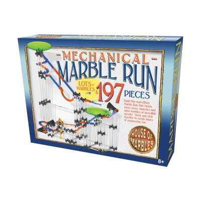 House of Marbles Mechanical Marble Run: 197 Pcs