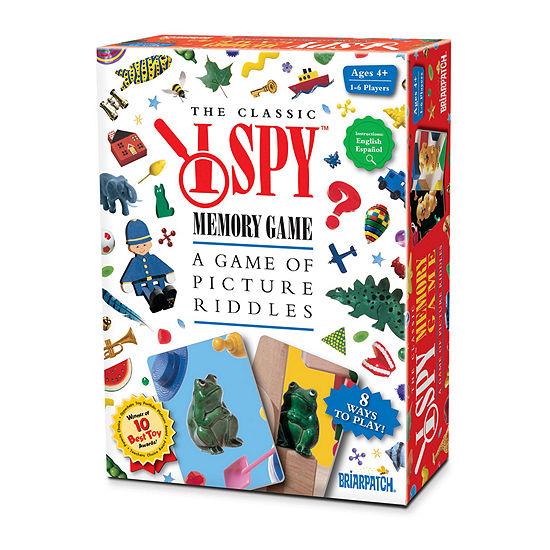 Briarpatch I Spy Memory Game