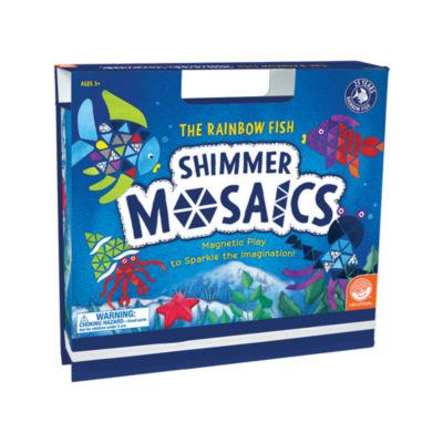 MindWare The Rainbow Fish - Shimmer Mosaics
