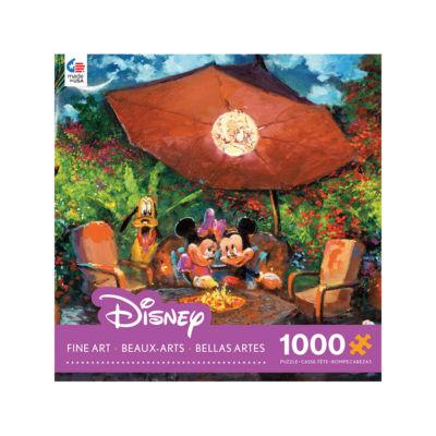 Ceaco Disney Fine Art - Coleman's Paradise: 1000 Pcs
