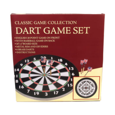 John N. Hansen Co. Classic Game Collection - DartGame Set