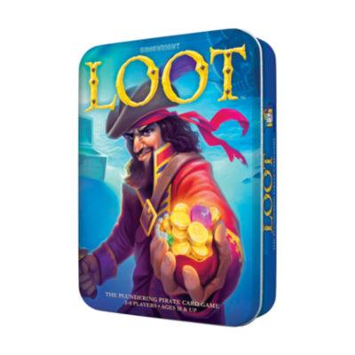 Gamewright Loot Card Game Tin