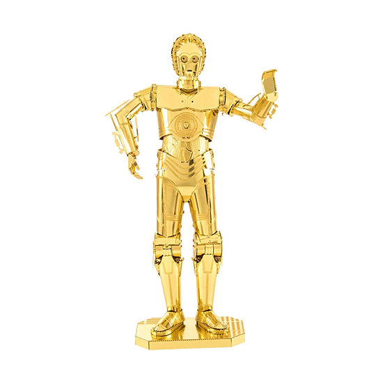 Metal Earth Gold C-3po