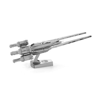 Fascinations Metal Earth 3D Metal Model Kit - StarWars Rogue One Rebel U-Wing Fighter