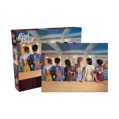 Aquarius Pink Floyd - Back Art Jigsaw Puzzle: 1000Pcs