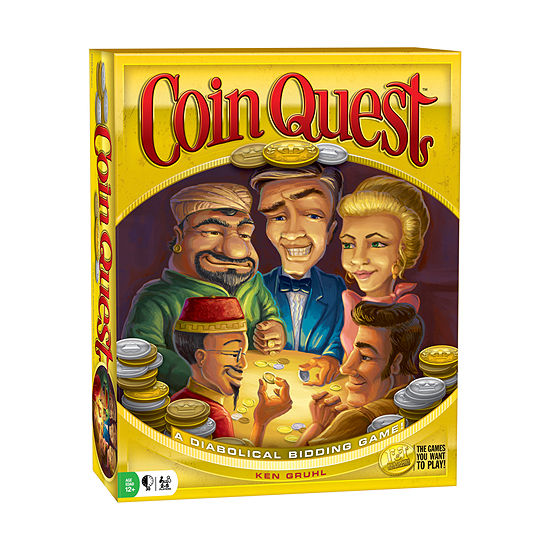R and R Games Coin Quest