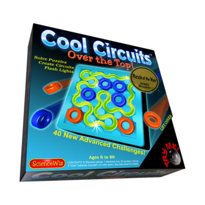 ScienceWiz Products Cool Circuits - Over the Top!