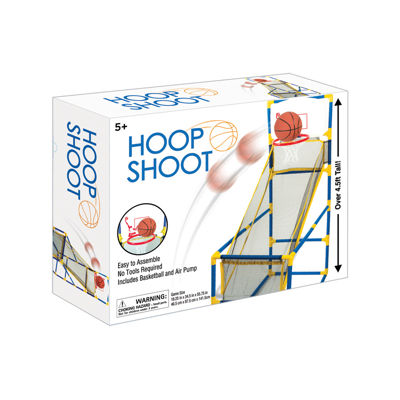 Westminster Inc. Hoop Shoot Basketball Set