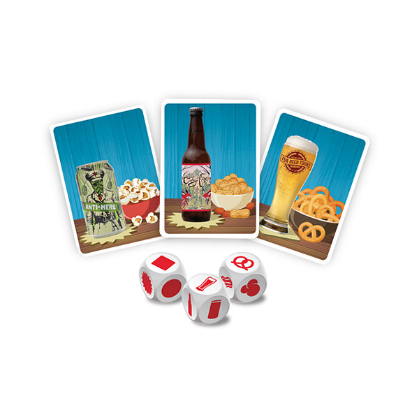 FoxMind Games Brew Dice
