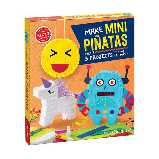 Klutz Make Mini Pinatas