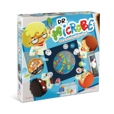 Blue Orange Games Dr. Microbe