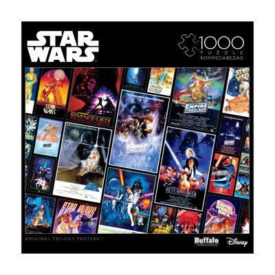 Buffalo Games Star Wars Collage - Original TrilogyPosters: 1000 Pcs