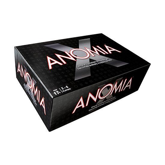 Anomia Press Anomia X