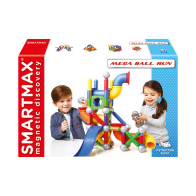 SmartMax SmartMax Mega Ball Run: 71 Pcs