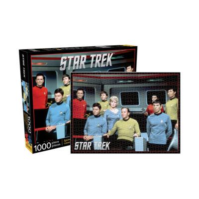 Aquarius Star Trek - The Original Series Cast Jigsaw Puzzle: 1000 Pcs