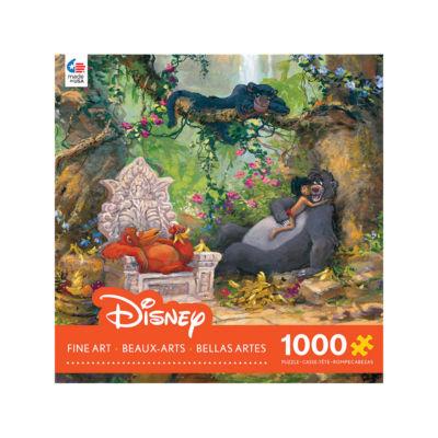 Ceaco Disney Fine Art - I Wanna Be Like You: 1000Pcs