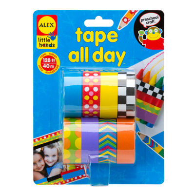 ALEX Toys Tape All Day