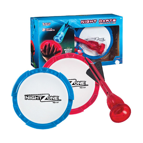Toysmith NightZone Night Darts