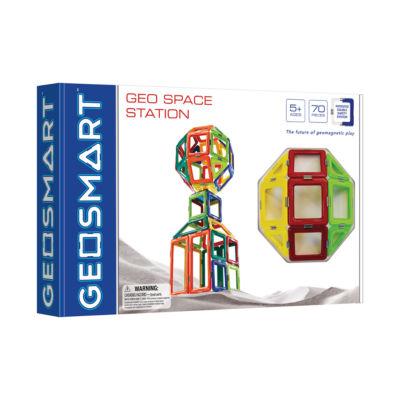 GeoSmart GeoSmart GeoSpace Station: 70 Pcs