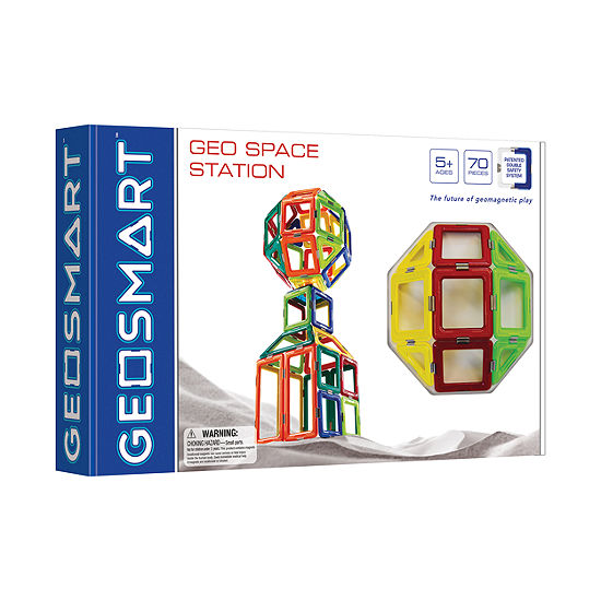 Smart Toys And Games Geosmart Geospace Station: 70 Pcs