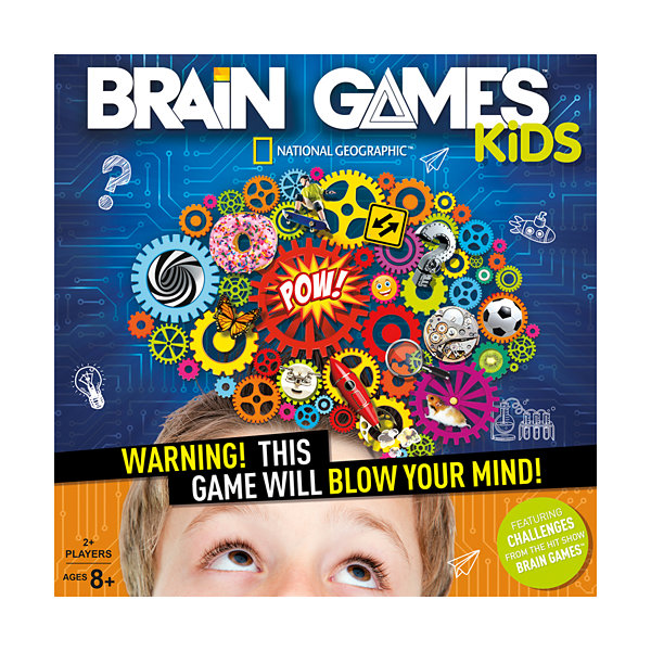 Buffalo Games Brain Games Kids