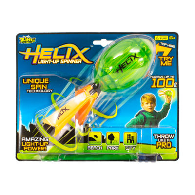 Zing Toys Helix Light-Up Spinner