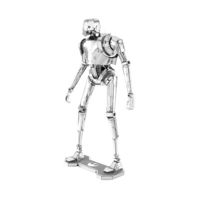 Fascinations Metal Earth 3D Metal Model Kit - Star Wars Rogue One K-2SO