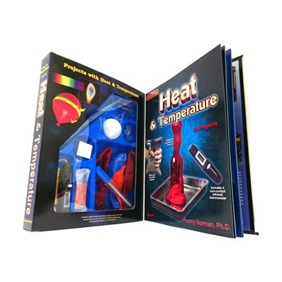 ScienceWiz Products ScienceWiz Heat & TemperatureKit