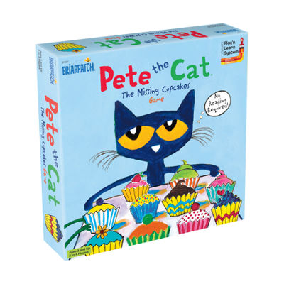 Briarpatch Pete the Cat - The Missing Cupcakes Game